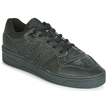 Schuhe Herren Sneaker Low adidas Originals RIVALRY LOW Schwarz