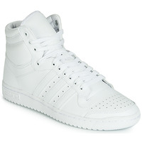 Schuhe Herren Sneaker High adidas Originals TOP TEN HI Weiss