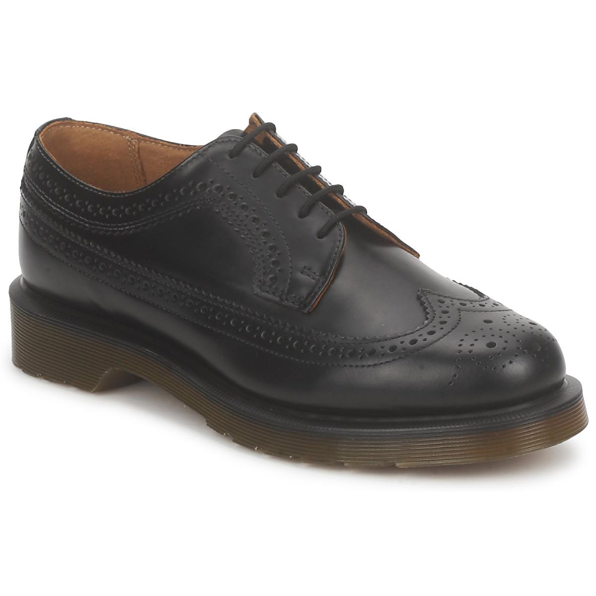 Dr Martens 3989 Schwarz - Kostenloser Versand bei Spartoode ! - Schuhe Derby-Schuhe  124,00 €