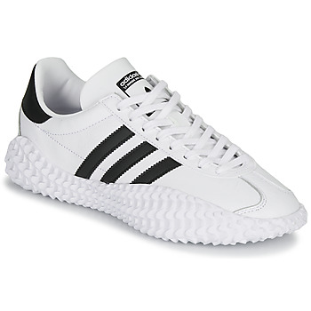 Schuhe Herren Sneaker Low adidas Originals COUNTRYXKAMANDA Weiss / Schwarz