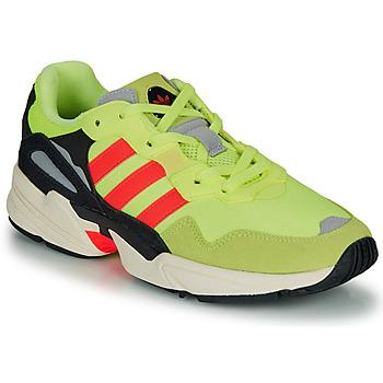 Schuhe Herren Sneaker Low adidas Originals YUNG-96 Gelb