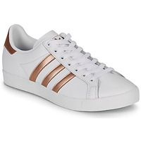 Schuhe Damen Sneaker Low adidas Originals COAST STAR W Weiss / Bronze