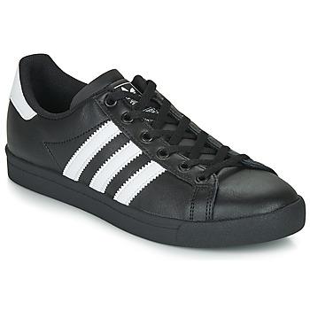 Schuhe Kinder Sneaker Low adidas Originals COAST STAR J Schwarz / Weiss