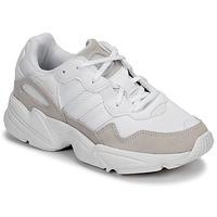 Schuhe Kinder Sneaker Low adidas Originals YUNG-96 J Beige