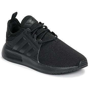 Schuhe Jungen Sneaker Low adidas Originals X_PLR C Schwarz