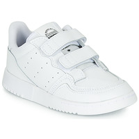 Schuhe Kinder Sneaker Low adidas Originals SUPERCOURT CF I Weiss