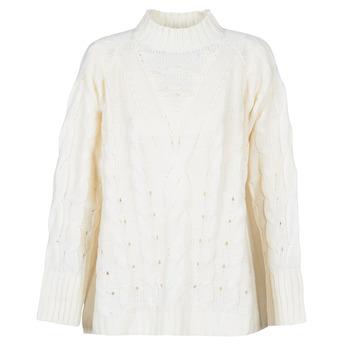 Kleidung Damen Pullover Betty London LOYD Naturfarben