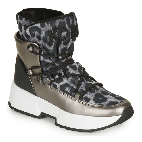 Schuhe Damen Schneestiefel MICHAEL Michael Kors CASSIA BOOTIE Leopard