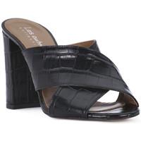 Schuhe Damen Pantoffel Priv Lab NERO KAIMAN Nero