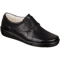 Schuhe Damen Slipper Christian Dietz Slipper Locarno 6.959.1961.59 Tequila 6.959.1961.59 schwarz
