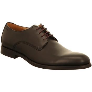 Schuhe Herren Derby-Schuhe & Richelieu Digel Schnuerschuhe SEBASTIAN 1001956-10 schwarz