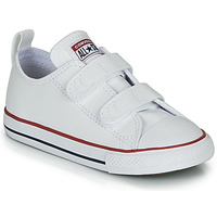 Schuhe Kinder Sneaker Low Converse CHUCK TAYLOR ALL STAR 2V - OX Weiss