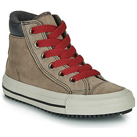Schuhe Sneaker High Converse CHUCK TAYLOR ALL STAR PC BOOT BOOTS ON MARS - HI Braun
