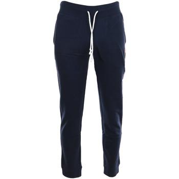 Kleidung Herren Hosen Champion Rib Cuff Pants Blau