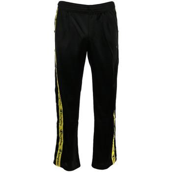 Kleidung Herren Hosen Champion Straight Hem Pants Men's Schwarz