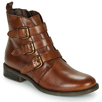 Schuhe Damen Boots Betty London LENA Cognac