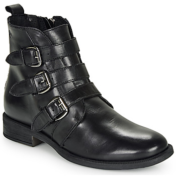 Schuhe Damen Boots Betty London LENA Schwarz