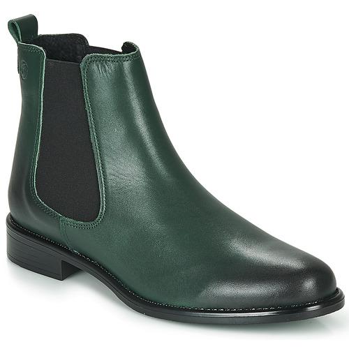 Schuhe Damen Boots Betty London NORA Grün