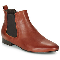 Schuhe Damen Boots Betty London HYBA Cognac