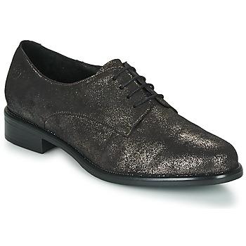 Schuhe Damen Derby-Schuhe Betty London CAXO Schwarz