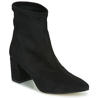 Schuhe Damen Low Boots Betty London LEYYA Schwarz
