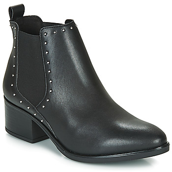 Schuhe Damen Boots Betty London LORYE Schwarz