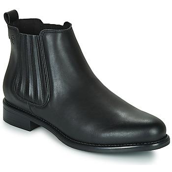 Schuhe Damen Boots Betty London LOYSE Schwarz