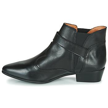 Betty London LYDWINE Schwarz - Kostenloser Versand |  - Schuhe Boots Damen 7999
