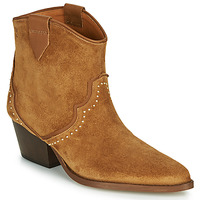 Schuhe Damen Low Boots Betty London LOUELLA Camel