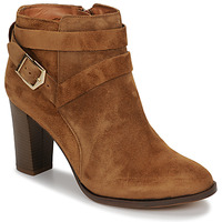 Schuhe Damen Low Boots Betty London LIESE Camel