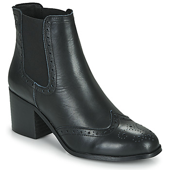 Schuhe Damen Low Boots Betty London LARISSA Schwarz