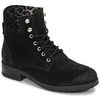 Schuhe Damen Boots Betty London LIVIANE Schwarz