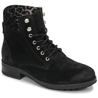 Schuhe Damen Boots Betty London LIVIANE Schwarz
