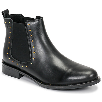 Schuhe Damen Boots Betty London LIZENN Schwarz