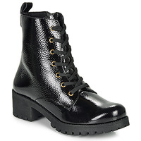 Schuhe Damen Low Boots Betty London LOUIZA Schwarz