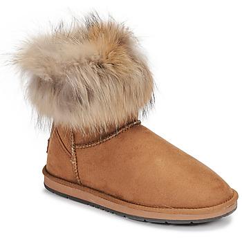 Schuhe Damen Boots Kaleo JADES Camel