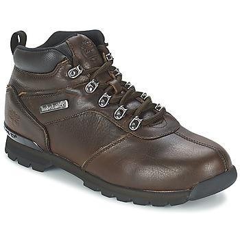 Schuhe Herren Low Boots Timberland SPLITROCK 2 Braun