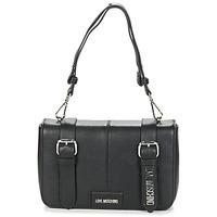Taschen Damen Umhängetaschen Love Moschino JC4273 Schwarz