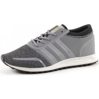 Schuhe Herren Sneaker Low adidas Originals Los Angeles Gris