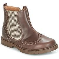 Schuhe Kinder Boots Start Rite DIGBY Braun