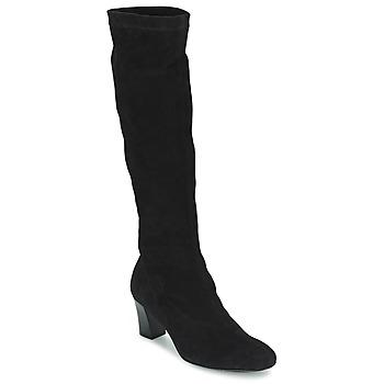 Schuhe Damen Klassische Stiefel Robert Clergerie PASSAC Schwarz
