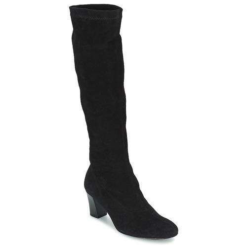 Robert Clergerie PASSAC Schwarz  Schuhe Klassische Stiefel Damen