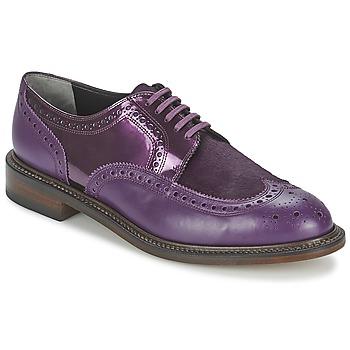 Schuhe Damen Derby-Schuhe Robert Clergerie ROEL Violett