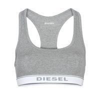 Unterwäsche Damen Sport-BH Diesel MILEY Grau