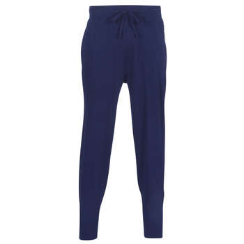 Kleidung Herren Jogginghosen Polo Ralph Lauren JOGGER-PANT-SLEEP BOTTOM Marine