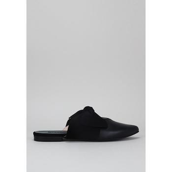 Schuhe Damen Pantoletten / Clogs Krack POPPIES Schwarz