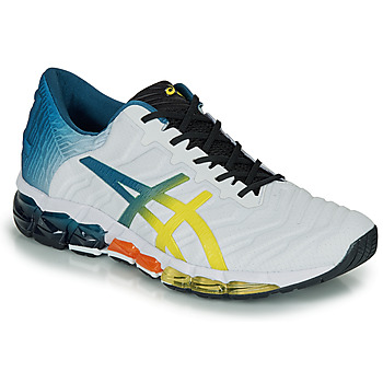 Schuhe Herren Sneaker Low Asics GEL-QUANTUM 360 5 Weiss / Multifarben