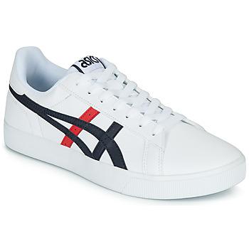 Schuhe Herren Sneaker Low Asics CLASSIC CT Weiss / Marine / Rot