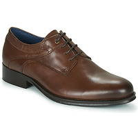 Schuhe Herren Derby-Schuhe Carlington LUCIEN Braun