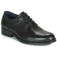 Schuhe Herren Derby-Schuhe Carlington LUCIEN Schwarz